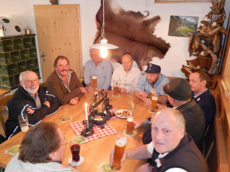 Stammtisch - Wo bleibt das Bier? | Berggasthof Sonne Imberg in Sonthofen